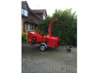 "Tp 150 6"" wood chipper"
