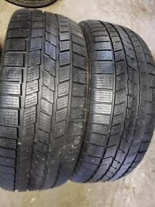 2 winter tires pirelli ice & snow 245/45r20  SPECIAL