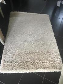 Lovely deep pile rug