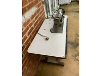Industrial sewing machine brother