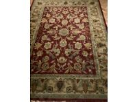 Patina rug 200 x 280 cm 100% New Zealand Wool Made in Egypt