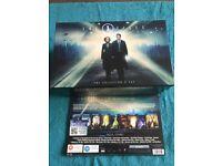 The X Files Blu Ray Seasons 1 to 9 Box Set