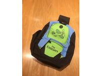 Childs small ruck sack ideal for taking to school or walks