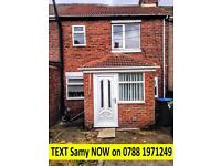 AMAZING: 3 Bed flat, Raby Avenue, Easington. Refurbished. Good Area! ONLY ��85pw. LOW BOND-ACT NOW!