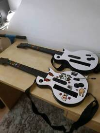 GUITARS FOR Wii
