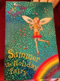 Rainbow Magic Summer the Holiday Fairy Book