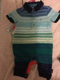 Ted baker baby outfit