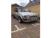 **1989 Mk2 Ford Fiesta 2.0 Zetec Bike Carbs**