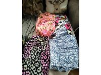 Selection of small ladies clothes good condition