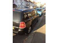Cheap Vauxhall zafira for sale £1250