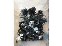 Assorted Mobile Phone Chargers