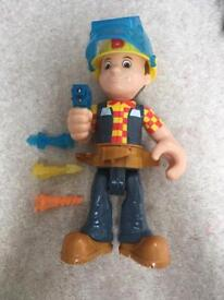 As new bob the builder toy
