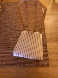 4 x Forrest Furnishing Dining Room Chairs