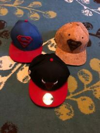 Baseball caps (SnapBacks)