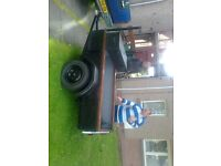 1-Ton Trailer - Excellent condition