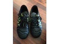 Size 6 Adidas football boots