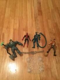 Spider-Man 3 Movie Toys Set