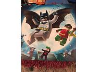 Lego Batman picture frame.
