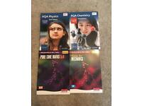 AQA Textbooks A-Level (A2) (SELLING INDIVIDUALLY)