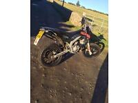 Aprillia sx50 cc 2013
