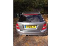 Mercedes C Class Estate Elegance 84678 Miles Full Mercedes Service History. 2 Lady owners from new!