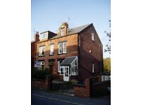 One large double room available on Cow Close Road, Wortley. Rent Includes All Bills!
