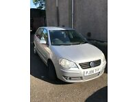 06 Volkswagen polo. Very low mileage. Only 1 owner. Full service history.