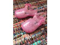 Girls Jelly Shoes