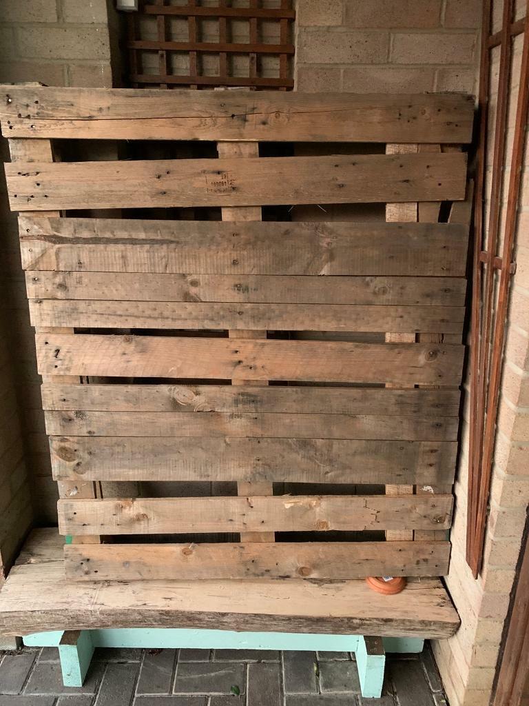 Wooden pallet   in Longwell Green, Bristol   Gumtree