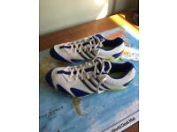 Adidas althletics running spikes trainers (size 7/8)