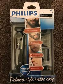 Philips men's trimmer and shaver