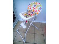 Graco Fruit Salad Highchair For Baby Girl or Baby Boy