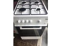 Beko gas cooker excellent condition FREE DELIVERY