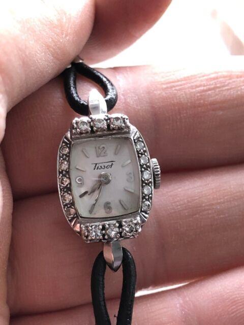 deb7922e43b Ladies vintage 14k 14ct solid gold and diamond watch! (9ct 18ct). Milton  Keynes ...