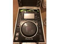 Pioneer CDJ 2000 NX2 x2
