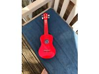 Red Pure Tone Ukulele