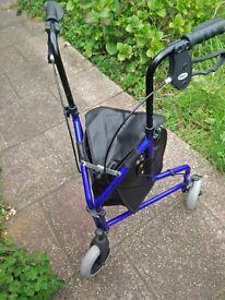 DISABLED WALKER ASSIST - SHOPPER - DAYS MODEL NO 240L AS NEW RRP £70