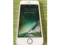 Immaculate iPhone 5S unlocked white