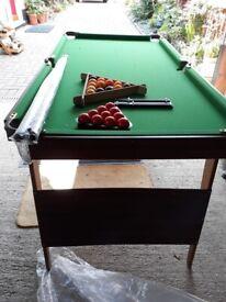Mini Pool / Billiards Table