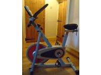 Exercise Bike. Heavy and very sturdy.