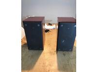 Epos M12 bookshelf speakers