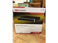 Brand new hikvision 16 channel nvr