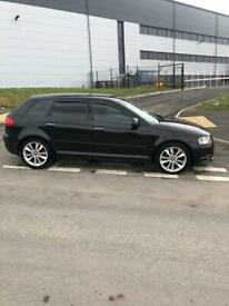image for Audi A3 1.6 TDI Sport FSH S Tronic Automatic Lady Owner