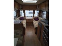 6 berth coastline 570se caravan 2007