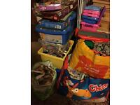 Huge Lego bundle 60kg ! + more