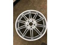 "BMW MV4 19"" M sport front alloy wheel"