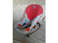 Chicco Baby Bouncer / Rocker Chair - Also selling matching high chair