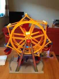 Playmobil Light Up Ferris Wheel for sale