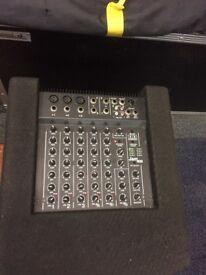 Schertler jam 400 acoustic amplifier