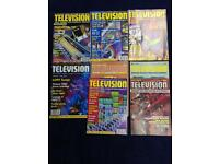 Collectors Item - Television Mag 1979 - 2008